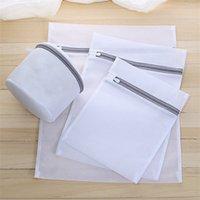 A mais recente venda quente espessa malha de malha de lavanderia saco de lavagem lavar roupa de cuidados de lavagem de espessura bag bag saco de lavagem por atacado 49 v2