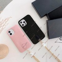 Fashion Designer Leather handbag Phone Cases for iphone 13 12 11 Pro max Case 11PMax with orginal box packing 091522