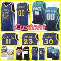 Custom 77 Doncic Basketball Stephen 30 Curry DallasLuka Mavericks.GuerreirosJerseys Kristaps 6 Porzingis 33 Wisememanbasketball