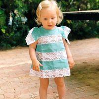 2021 roupas de bebê primavera primavera meninas meninas recém-nascido retalhos retalhos mosca manga t-shirt + shorts pp calças terno roupas de duas peças H23N1VU
