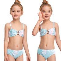 ملابس السباحة للأطفال بيكيني أطفال طفح جلدي الفتيات المايوه الأطفال السباحة جذوع الطفل ملابس السباحة تنصهر جديد 2021 الملابس النسائية KQH8
