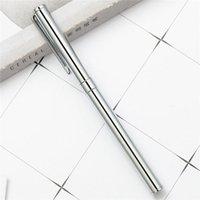 NEW Creative Student Teacher Metal Ballpoint Pens School Office Writing Gift Business Pen Classical Signature Pen 0001