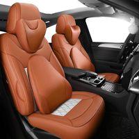 Автомобильные сиденья крышки кожаные крышки для Astra K Corsa d Vectra B Zafira Tourer Meriva Insignia Antara Mokka аксессуары