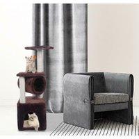 "Черная пятница 36 ""Cat Tree Bed Мебель царапина CAT Башня POS JLLEKD Autbag2007"
