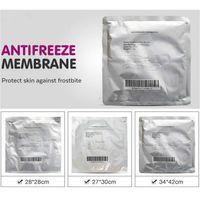 Fábrica diretamente atacado de alta qualidade gordura congelação cryo anticongelante membrana anti-congelamento gel pad para crioterapia máquina de emagrecimento