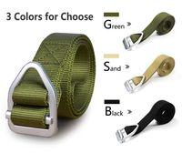 Gürtel Taktischer Gürtel, Stil Nylon-Gurtband-Rigger-Netzgürtel mit Schnalle