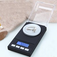 0.001g Precision Digital Jewelry Scale 50g 100g 20g Electronic Weighing Scales LCD Mini Lab Balance 0.001
