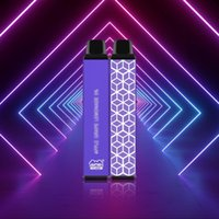 VAPEN CUBE 1600 PUFFs Disposable Vape Pen E-Cigarettes Kits 650mAh Battery 5.5ml Capacity e Portable Vaporizer Pre-Filled Bars Vapors