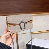 Luxurys 디자이너 미니 클래식 레트로 숙 녀 핸드백 지갑 메신저 가방 패션 체인 어깨 가방 여성 크로스 바디 상자