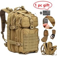30L 50L 1000D Nylon Waterproof Backpack Outdoor Military Rucksacks Tactical Sports Camping Hiking Trekking Fishing Hunting Bag