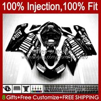 Injection OEM For DUCATI Gloss Black 1198S 848R 848 1098 1198 S R 07 08 09 10 11 12 Cowling 18No.136 Body 848S 1098S 2007 2008 2009 2010 2011 2012 1098R 1198R 07-12 Fairing