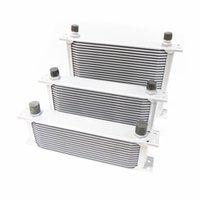 AN10 Aluminium-Auto-Motorölkühler-Kühler 7/10/13/17/19/25/30 Reihen britischer Typ Kühlersatz Universal