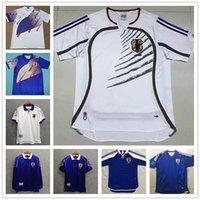 1998 99 Retro Versione Giappone Soccer Jersey Home 10 Nanami 2006 Camicia da calcio 1994 1998 Away World Cup 2000 Uniformi calcistiche classiche