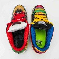 الافراج أصيلة دونك SB ما هو رجل رود رجل المرأة اللباس الأحذية CZ2239-600 مختلط الألوان 3M رياضة رياضية عاكسة مع الأصلي