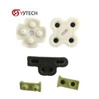Syytech استبدال وحدة تحكم الأصلي عصا التحكم سيليكون موصل الوسادة المطاط ل ps3 إصلاح الجزء