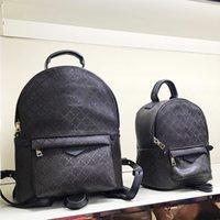 Dicky0750 حقيبة حقيبة كبيرة حقيبة نسائية جلد طبيعي عودة حزمة للرجال حقائب الكتف pressbyopack مصغرة الظهر سيدة رسول حقيبة بالجملة