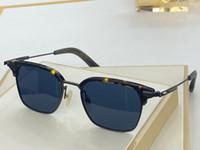 Новое Высочайшее качество 410 Мужские Солнцезащитные очки Мужчины Солнцезащитные Очки Женщин Солнцезащитные Очки Модный Стиль Защищает Глаза Гафас де Соль ЛУнеток de Soleil С Кейс