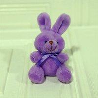 Ostern Plüsch Häschenpuppe Spielzeug mehrfarbige Kapseln können weiche nette Kissen-Kinder-Geschenk installiert werden