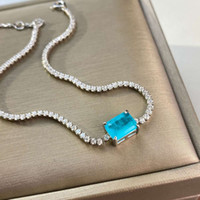 HBP Fashion Shi Pei Gioielli New Palaiba Braccialetto S925 Sterling Silver Antique Inlaids Blue Semplici donne