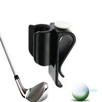 حقيبة الجولف كليب على مضرب وضع المنظم نادي دائم الكرة ماركر المشبك حامل الغولف مضرب كليب WS-27