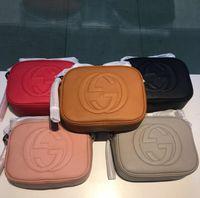 Gucci Designer de Ombro Bolsas de Alta Qualidade Bolsas de Luxo Carteira Famoso Bolsa Mulheres Tassel Crossbody Bag Moda Vintage Couro