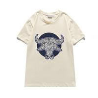 Moda Abbigliamento stampato stampato Abbigliamento Nuovo prodotto Negozio girocollo T-shirt stampata da uomo Primavera ed estate T-shirt di alta qualità Maschio Parrucchiere maschio