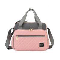 Diaper Bags Bag Nursing Mummy Maternity Nappy Large Capacity Baby Travel Backpack For Care