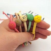 Girl Lucky Jewelry Bracelet Twelve Constellations Candy Color bracelets Kids Birthday gift 3241 Q2