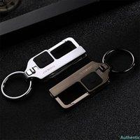 High-end Keyring Auto Key Ring Metal Car Keychain for Suzuki Toyota Rav4 Honda Civic W205 Mini Cooper Opel