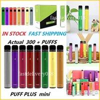 퍼프 바 플러스 다중 색상 일회용 전자 담배 vape 펜 장치 450mAh 배터리 300 퍼프 3.2ml bang xxl xxtra 키트 vapes 펜 바 바 XL randm dazzle pro 2021