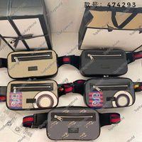 2021 Мужские сумки талии Сумки на груди 293 Крестное тело Кожаное мягкое совершенное мастерство Различные стили на выбор Сумка для камеры Размер: 24 * 14 * 5.5см