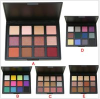5 Different Eyeshadow Palette: 12 Universally Flattering Neutral Shades - Ultra-Blendable, Rich Colors with Velvety Texture, Sunset and Sundown Palettes, Nude Shade