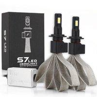 Faros de automóviles Roadsun S7 LED Faros Lámpara S2 HID Funcionamiento de luz