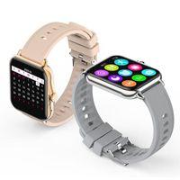 Q8 Smart Watch Große Bildschirm Music Call Dial Herzfrequenz Blutdruck Gesundheitsüberwachung Smart Armband