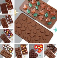 Hot Home Silicone Ice Mold Funny Candy Biscuit Ice Mold Tray Bachelor Party Jelly Chocolate Cake Mold Household Baking Tools Mould ZC124