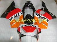 Injection Fairings kit HONDA CBR900RR 954 CBR 900RR Fairing kits 2002 2003 02 03 Free Custom Gifts Cowling Bodywork No Tank include Back Cover Wine Red Black Orange #UI