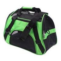 Dog Carrier Folding Pet Carriers Bag Portable Knapsack Soft Slung Transport Outdoor Bags Fashion s Basket Handbag E56P URA7