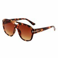 2020 Popolare New Style Style Sunless Sunglasses Hot T8200816 Delicato Unisex Bicchieri di moda in metallo occhiali da sole per bicchieri di guida c vetri c caldo