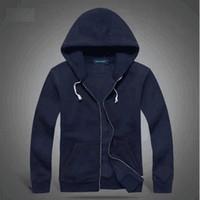 2021 Nouvelle vente chaude Mens Sweats Polo Sweats à capuche et Sweatshirts automne Hiver Casual avec une hotte Sport Jacket Homme Sweats à capuche