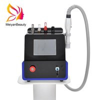 Salon use portable Professional Machine Carbon Peel Q Switched ND YAG picosecond Tattoo Removal Pigments 1064nm 532nm 1320nm