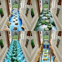 3d متعة مغامرة ممر حصيرة نوم المطبخ سجاد الاطفال غرفة ديكور تلعب حصيرة منطقة البساط السجاد الرعوية غرفة المعيشة 55 S2