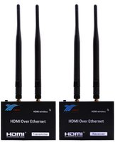 オーディオケーブルコネクタ1 TXから多数のRX 200Mワイヤレストランスファーエクステンダ1TX 3RX 1x3スプリッタ信号拡張ビデオコンバータTVループ