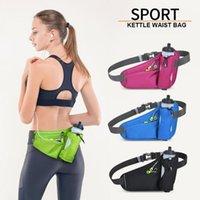 Outdoor Bags Professional Running Waist Bag Sports Belt Pouch Mobile Phone Case Men Women Hidden Gym SportsBags Pack