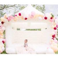 4m / 5m Großes kommerzielles oder wildes aufblasbares fremdbares springendes Bouncy Castle Zelt Erwachsene Kinderhaus für Hochzeitsfeier-Event 4966