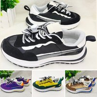 2021 Fashion Pegasus Waffle Kids Running Shoes Sacais LD Dark Iris Sesame Blue Void Nylon White Sports trainers sneakers