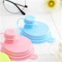 Drinkware Lid Cans Drinks Leak Prevention Sealing Cover Portable Outgoing Bottle Sealer Multi Function Circular Dustproof Cap Top 1 85 8I80