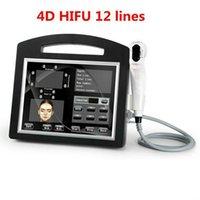 전문 3D 4D HIFU 기계 한 샷 12 라인 고강도 초음파 HIFU 얼굴 리프트 얼굴 및 바디 슬리밍 기계에 대 한 안티 - 주름
