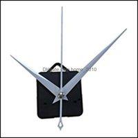 Otros Relojes Decor Inicio Gardendiy Movimiento Mecanismo de Cuarzo Mecanismo Relojes Aessies Silent Reloj Eje EEA471 120pcs Drop Entrega 2021 IZM