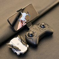 RC Aircraft Toy Global Drone 4K двойной HD камера электрический пульт дистанционного управления WiFi FPV складной профессиональный вертолет Selfie дроны игрушек для ребенка с батареей