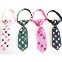 Dog Apparel 50PC Lot Lovely Heart Cat Ties For Valentine's Day Bowties Neckties Holiday Pet Grooming Accessories